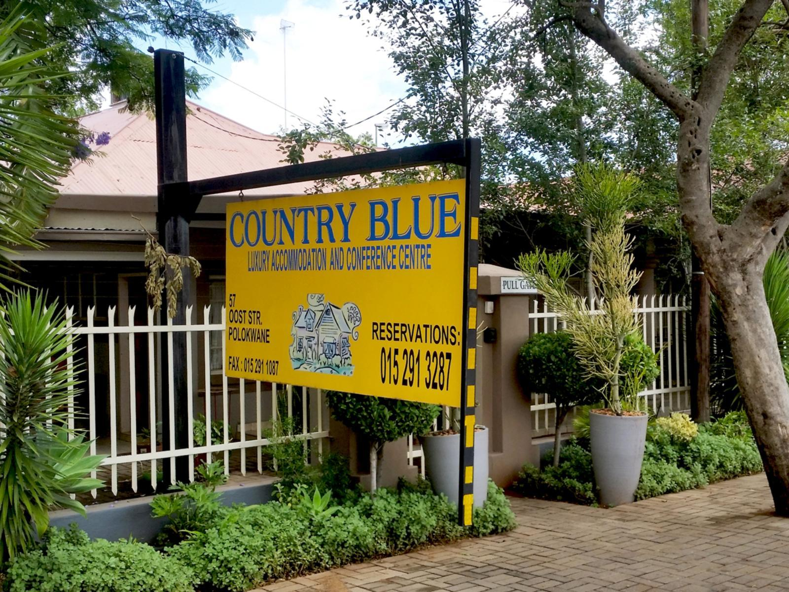 Country Blue Luxury Guest House