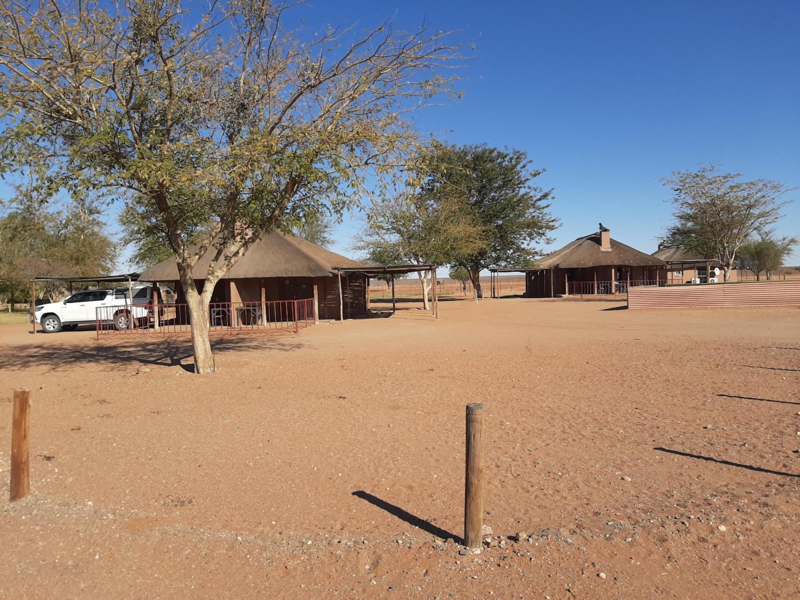 Kalahari Monate Lodge and Camping