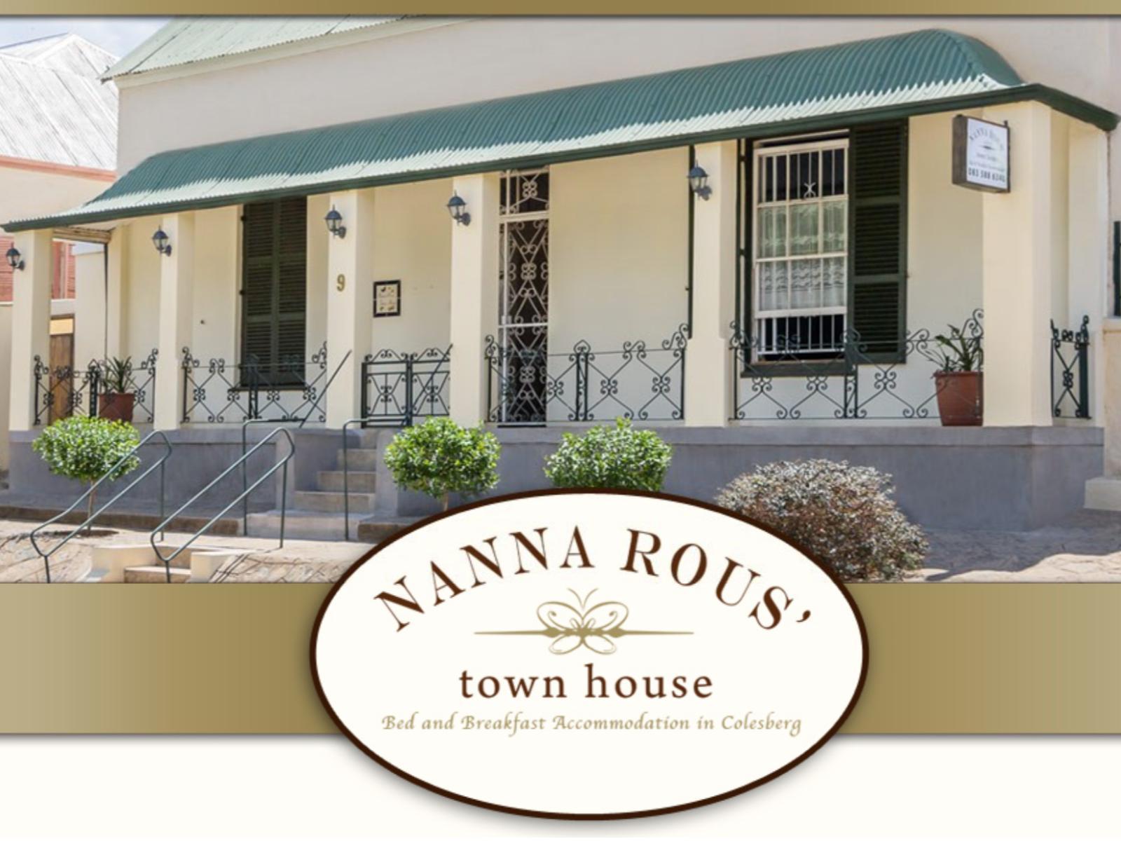 Nanna Rous' Town House