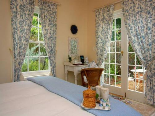 Double en suite with patio Room 7