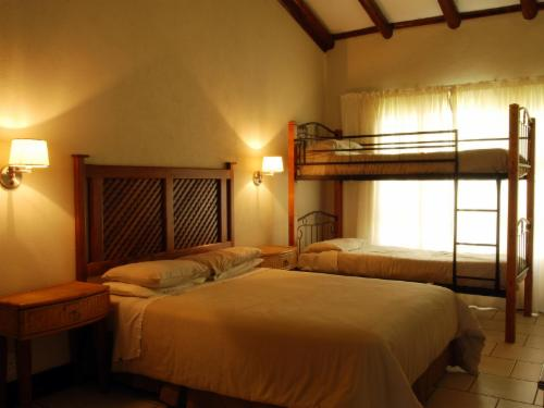 6 Sleeper Self Catering Chalet