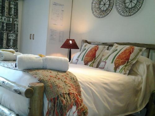 Double Bed Room 4 - Aloe