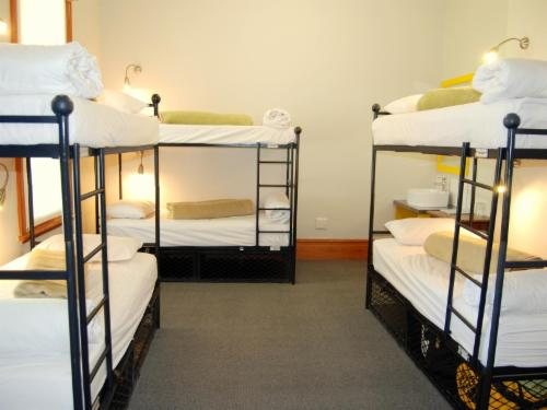 6-Bedded Mixed Dormitory