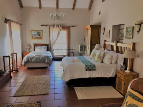 Pinotage Farmhouse Room 4