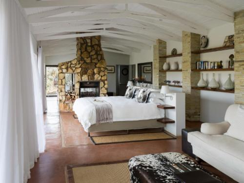 Nguni Private Luxury Suite with gazebo
