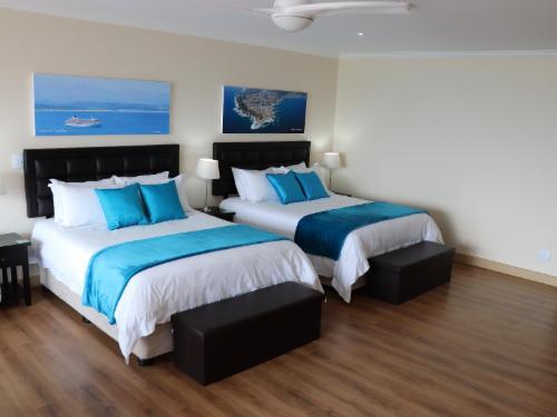 2nd Honeymoon Suite & Sea View balcony