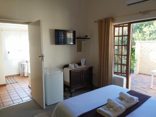 Double Room (Shower and Bath)