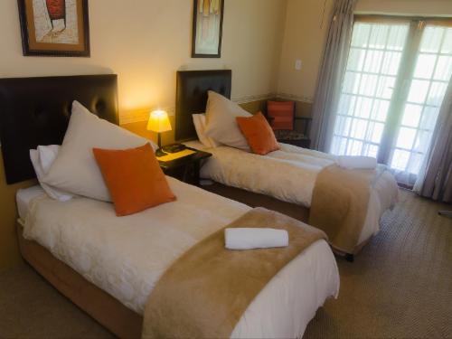 Twin-bedded En-suite Garden Room