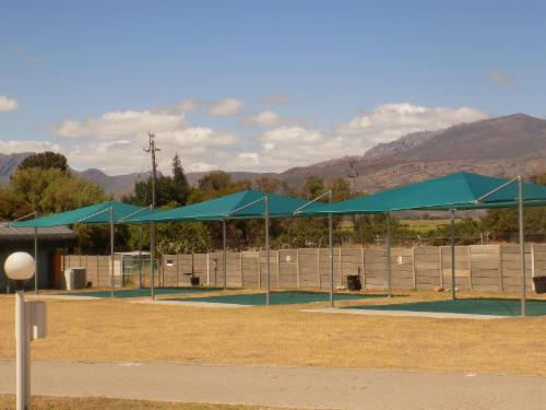 Camp Stand (shade net)