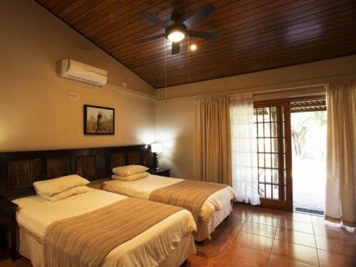Standard Double/ Twin Rooms