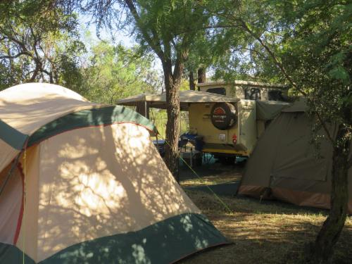 Camp Stand D
